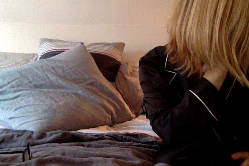 sömnstörningar kvinna klimakteriet
