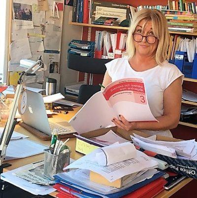 liv lärare svenska klimakteriebesvär