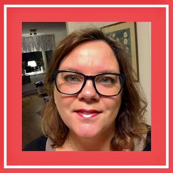 Annika Movitz är administratör för Facebookgruppen Klimakteriekärringar