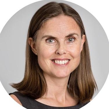 Britta Hjelt kvinna i klimakteriet