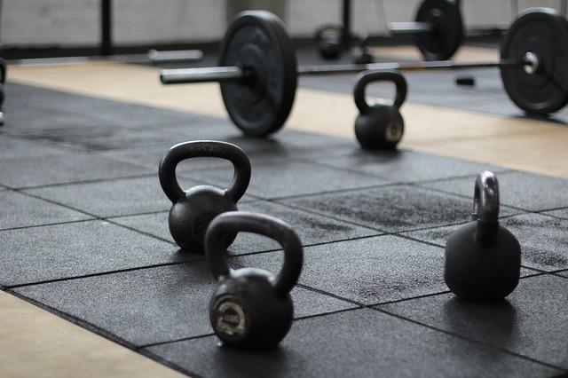 styrketräning vikter